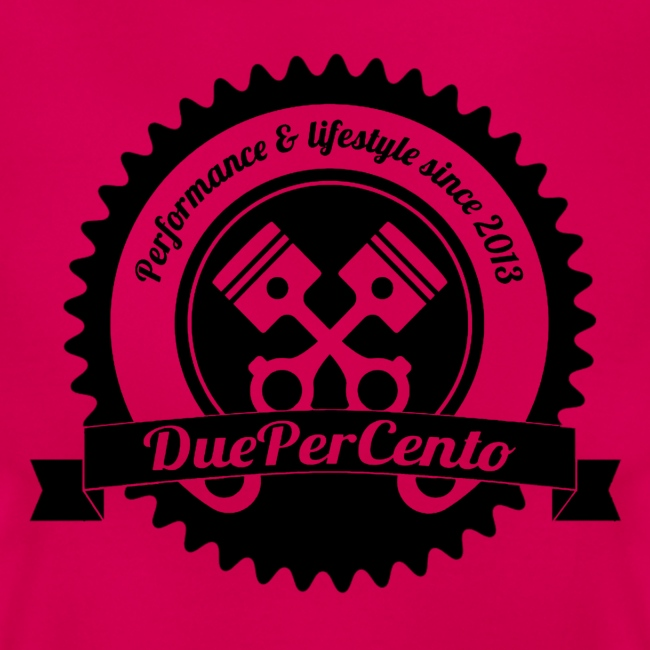 DuePerCento Logo Nero
