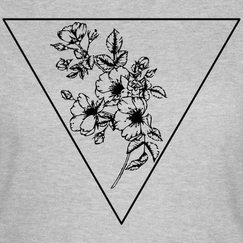 Flower 1 - Vrouwen T-shirt