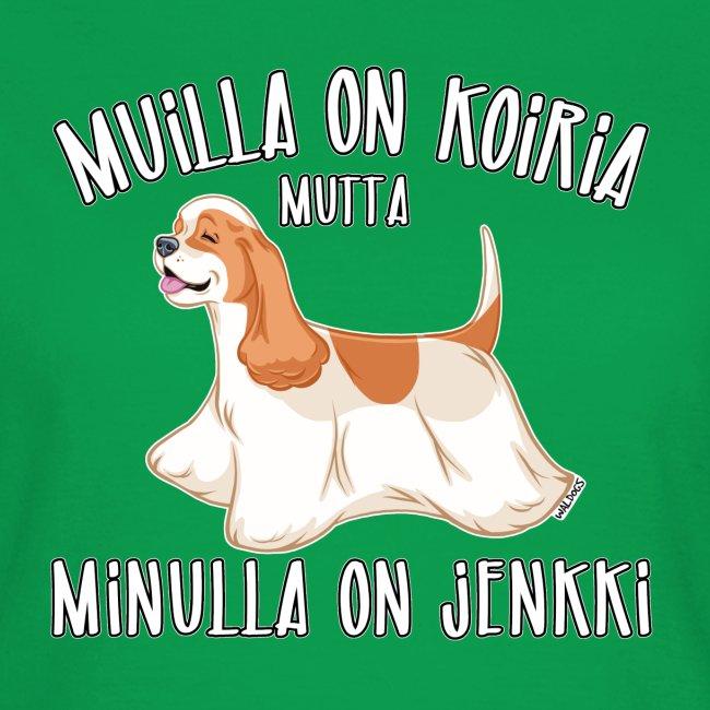 Jenkki Koiria