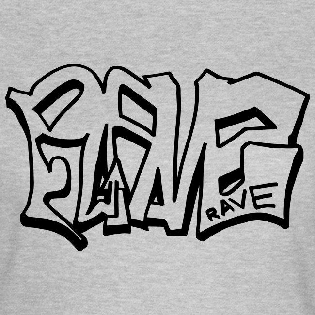 Rave graffiti