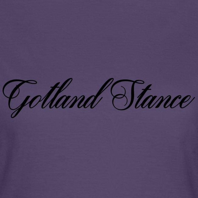 Gotland Stance Svart