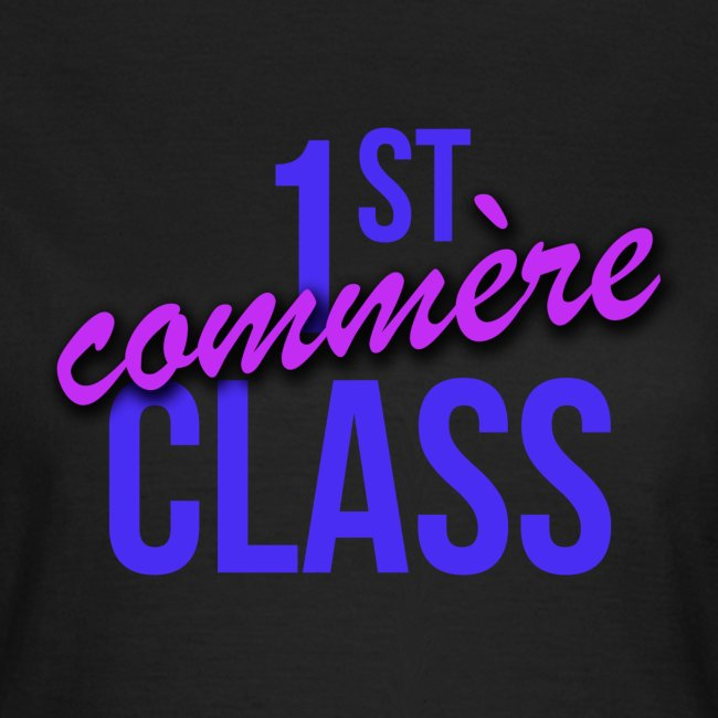 First Commère Class
