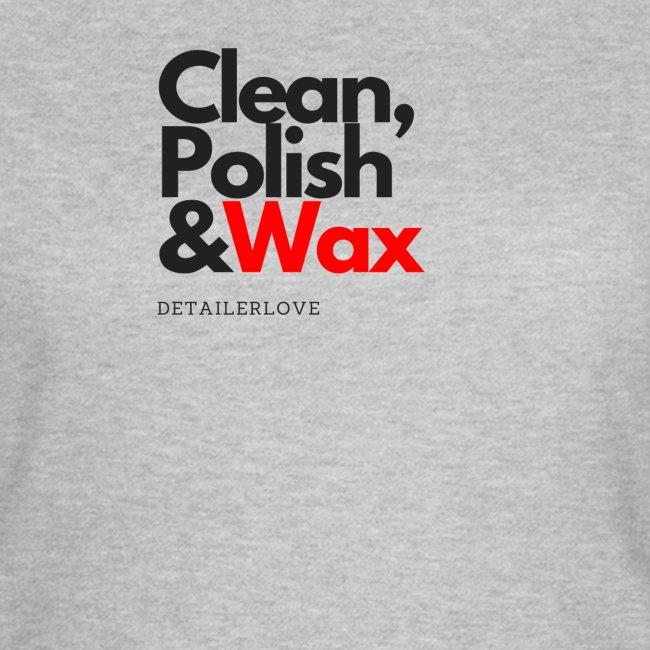 Clean,polish en wax