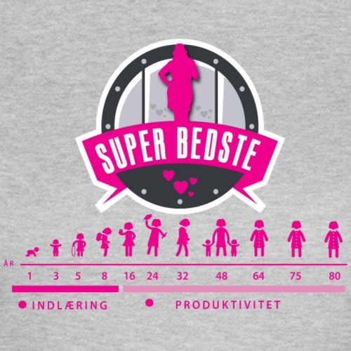 SUPERBEDSTE - Women's T-Shirt