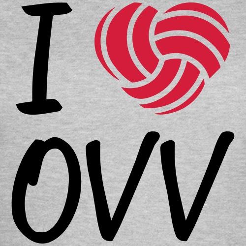 I love OVV - Frauen T-Shirt