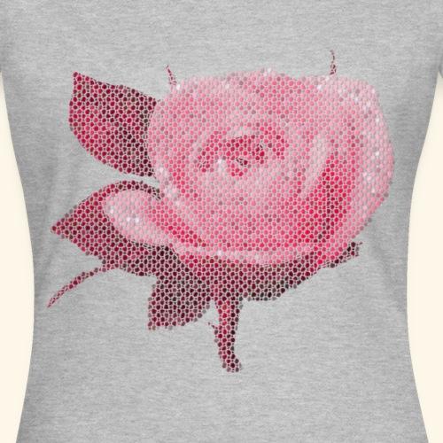 Rose pink - Frauen T-Shirt