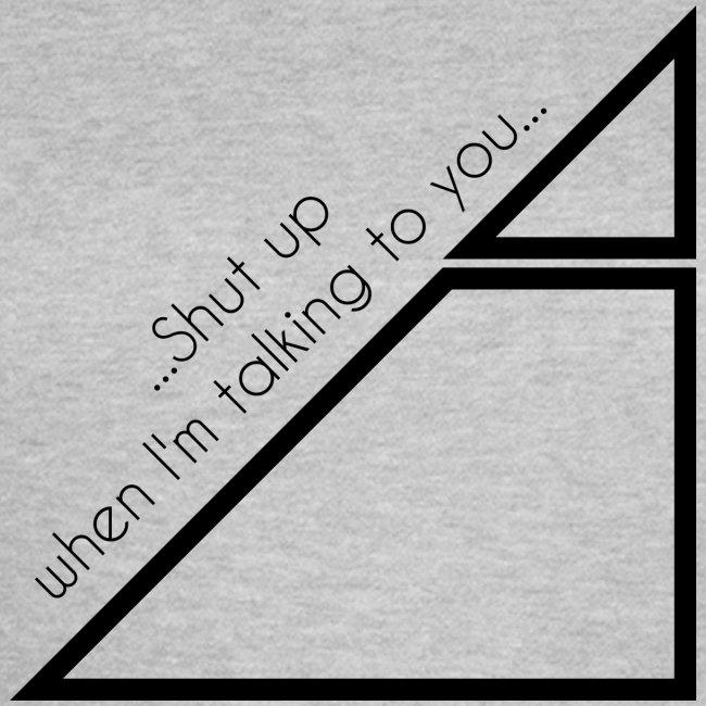 shut Up Mountain