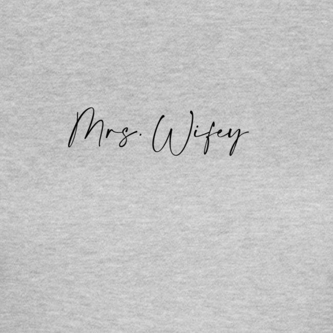 Mrs. Wifey
