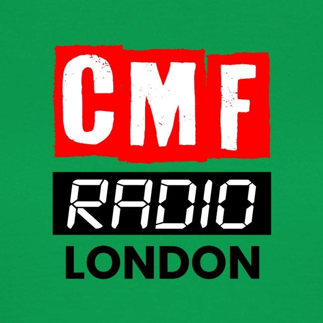 CMF RADIO LOGO LONDON BASEBALL HAT