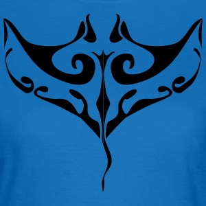 manta ray tattoo - Vrouwen T-shirt
