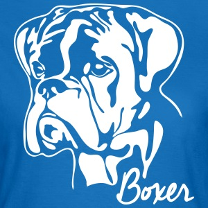 BOXER PORTRAIT - Women's T-Shirt
