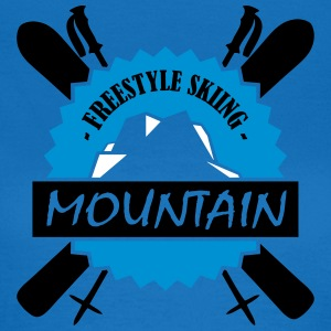 FREESTYLE SKIING - T-shirt Femme