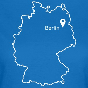 place to be: Berlin - Women's T-Shirt