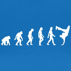 The Evolution Of Breakdancing - Women's T-Shirt