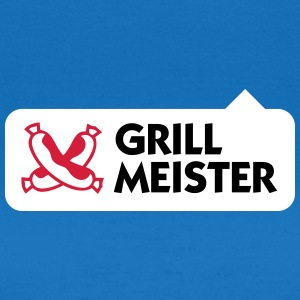 Grillmeister - Dame-T-shirt