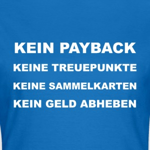Shopping helper (Payback, points, cards, money) - Women's T-Shirt