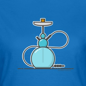 Shisha Lightblue 01 - Women's T-Shirt