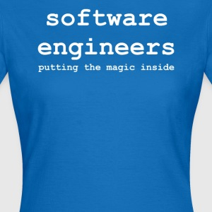 software_engineers - Camiseta mujer