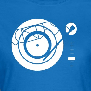 Kynda Music Turntable with - Women's T-Shirt