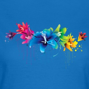 Flowers multicolor - Women's T-Shirt