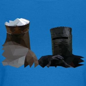 King Arthur and the Black Knight - Monty Python - Women's T-Shirt