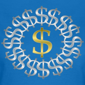 Dollar - Frauen T-Shirt