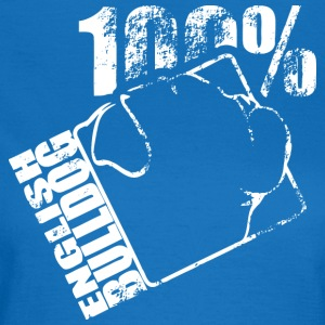 ENGLISH BULLDOG 100 - Women's T-Shirt