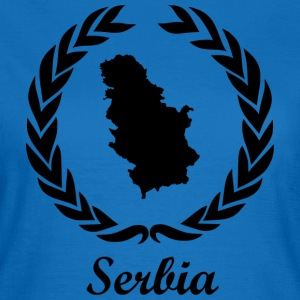 "Connect ExYu Shirt ""Serbia"" - Women's T-Shirt"
