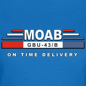 MOAB - Mutter Aller Bomben (Mother Of All Bombs) - Frauen T-Shirt