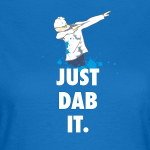 dab just dabbing touchdown fun humor panda krass - Frauen T-Shirt