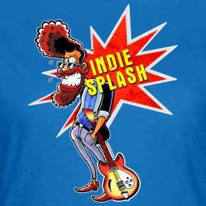 Indie Splash - Frauen T-Shirt