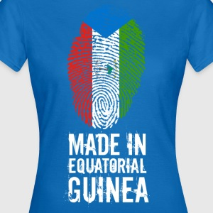 Made In Equatorial Guinea / Equatorial Guinea - Women's T-Shirt