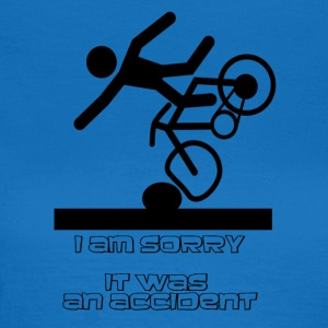 i am sorry it was an accident - Women's T-Shirt