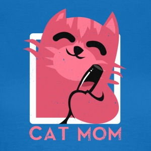 Cat Mom Catmamas Catfan Catmutti gift - Women's T-Shirt