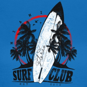 surf club miami - Women's T-Shirt