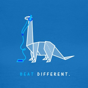 Beat different - Frauen T-Shirt