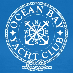 Yacht Club Logo - T-shirt dam