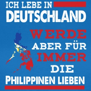 Philippinen Shirt - Frauen T-Shirt