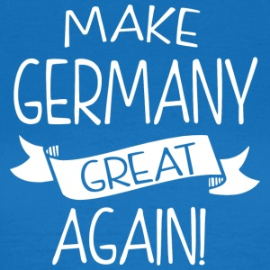 Make Germany great again - Women's T-Shirt