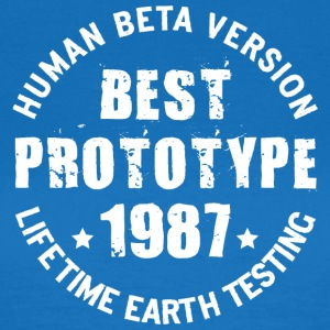 1987 - The year of birth of legendary prototypes - Women's T-Shirt