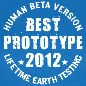 2012 - The birth year of legendary prototypes - Women's T-Shirt