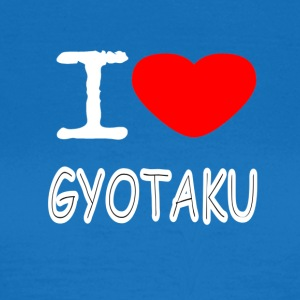 I LOVE gyotaku - Women's T-Shirt
