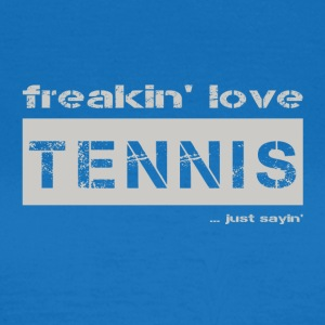 love TENNIS - bright T-shirt - Women's T-Shirt