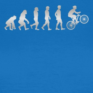 It's just Evolution - MOUNTAINBIKE - Frauen T-Shirt