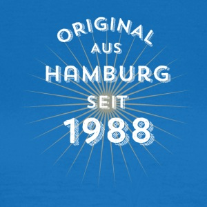 Original from Hamburg since 1988 - Women's T-Shirt