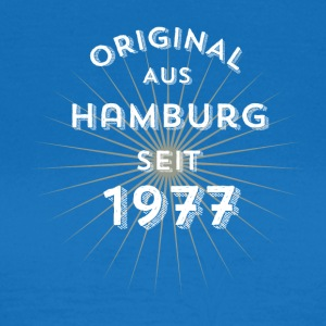 Original from Hamburg since 1977 - Women's T-Shirt