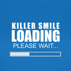 Killer smil invitationer - Dame-T-shirt