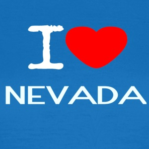 I LOVE NEVADA - Frauen T-Shirt