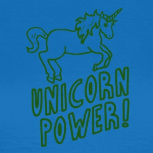 Unicorn - Power! - T-shirt Femme