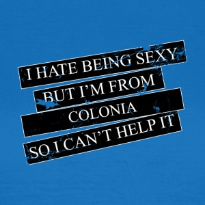 Motive for cities and countries - COLONIA - Women's T-Shirt